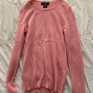 Lord & Taylor cashmere top